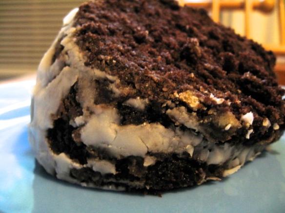 ...to make chocolate zucchini cake!