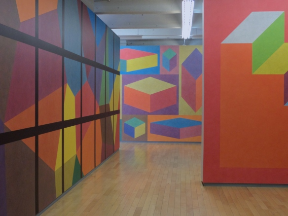 More Sol Lewitt: A Wall Drawing Retrospective