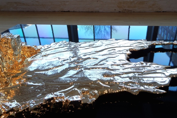 Teresita Fernandez: As Above So Below, Mass MOCA Winter 2015